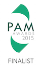 PAM 2015 Finalist Awards