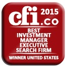 2015 Best Investment Manager Award