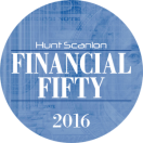 Hunt Scanlon Financial Fifty 2016