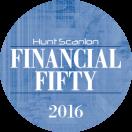 Hunt Scanlon Financial Fifty 2016