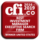Mack International - 2019 Winner Best Investment Manager Executive Search Firm