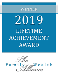 Mack International 2019 Lifetime Achievement Award The Family Wealth Alliance