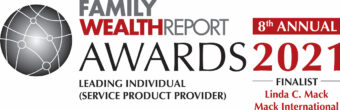 2021- Finalist Leading Individual Service Product Provider